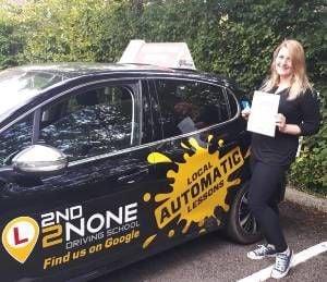 Automatic Driving Lessons Chippenham
