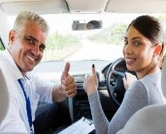 Driving instructor training in Poole
