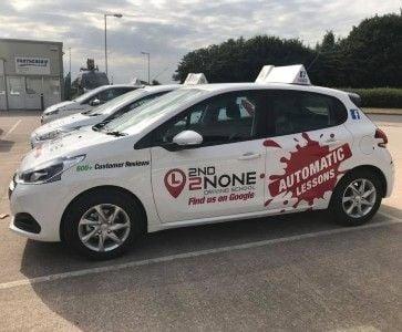 Automatic Driving Lessons Gillingham Dorset