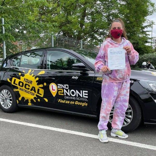 The best driving instructor in Keynsham