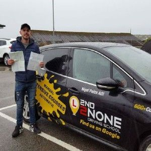 Intensive Driving Courses Falmouth