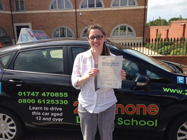 intensive driving lessons Newport