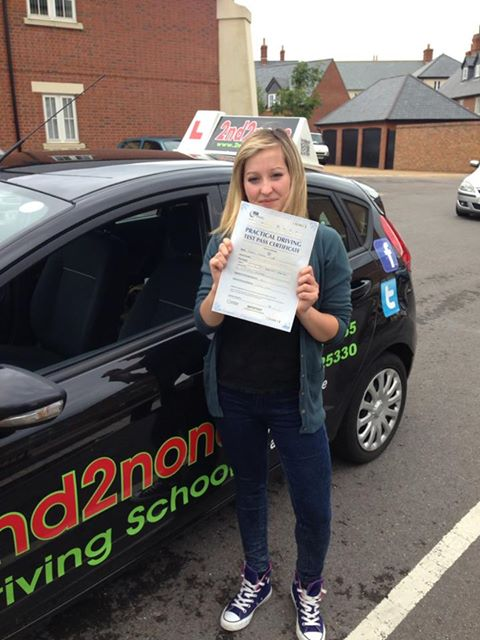 Driving Lessons Shaftesbury, Jessica Cuff