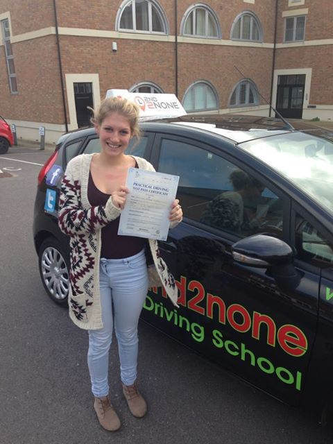 Jamie-Lee Andrews, Driving Lessons in Shaftesbury