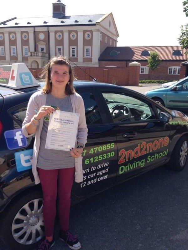 Rosemiranda Hibbert, Driving Lessons Blandford