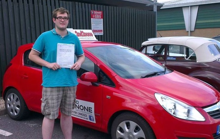 max barker, driving lessons in radstock