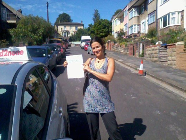 lioba fezer, Driving Lessons in Bristol