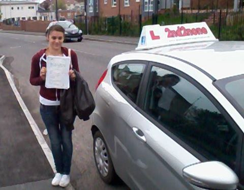 rhea poole-massey, Driving Lessons in Bristol