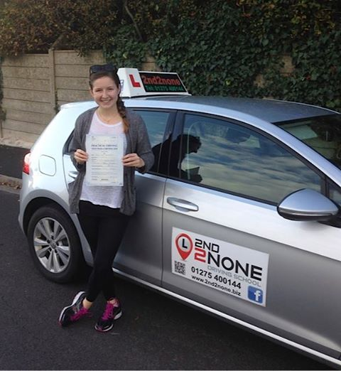 eve sheardown, Driving Lessons in Bristol