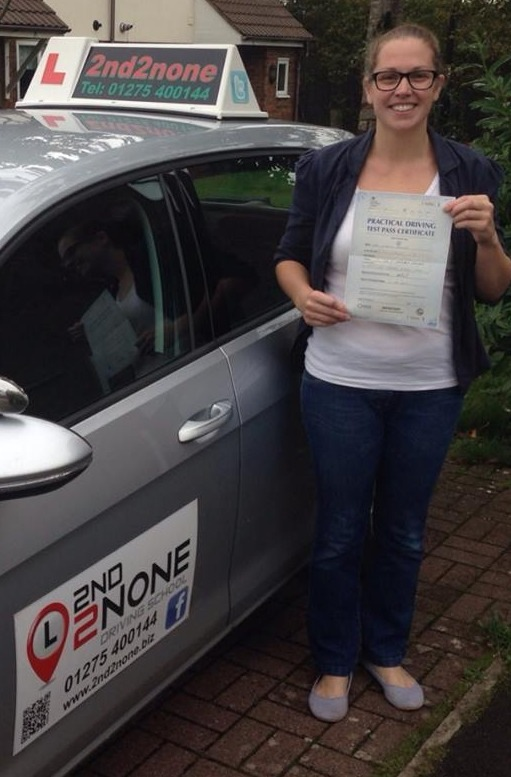 leanne parker, Driving Lessons in Weston-Super-Mare