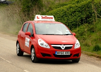 Driving Lessons for under 17s