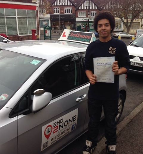 tyler driving lessons nailsea