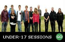 under17s group banner