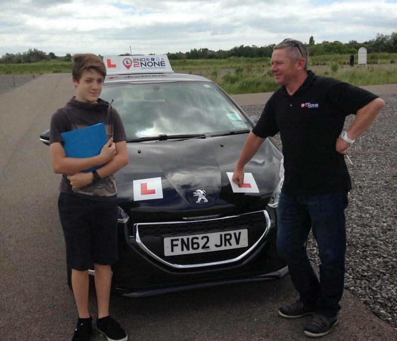 under 17s driving lessons weymouth 2