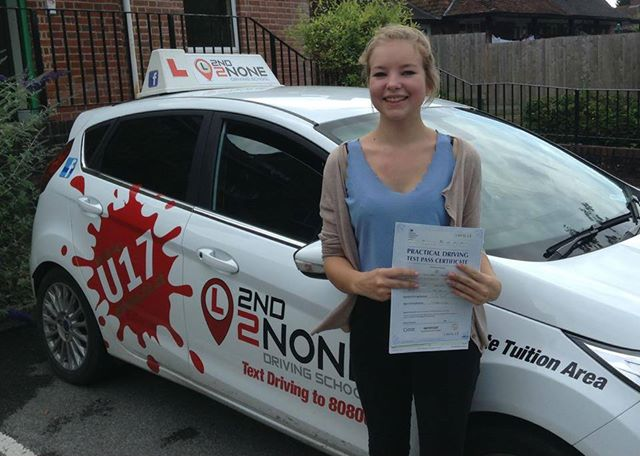 Driving Lessons Broadstone - 2nd2None