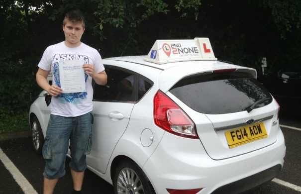 Local driving lessons Exmouth