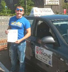 driving lessons West Moors