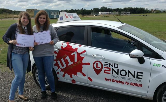 under 17s driving lessons Sherborne