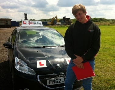 under 17s driving lessons West Moors