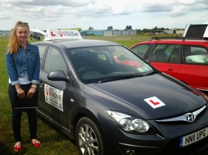 under 17s driving lessons Dorset