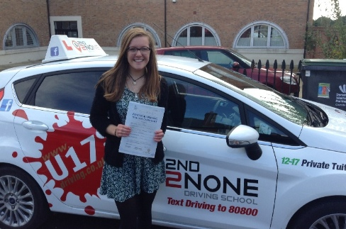 Female Driving Instructor Yate