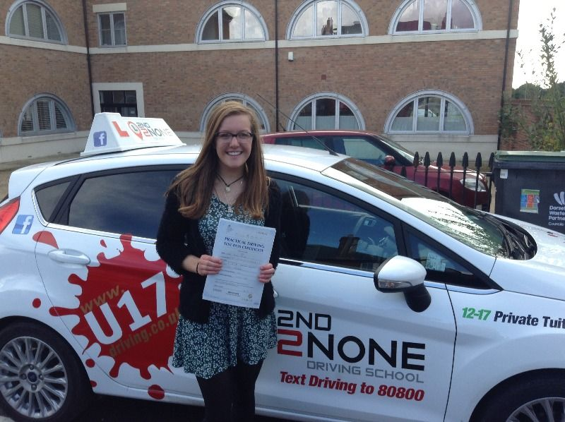 driving lessons Newquay - molly