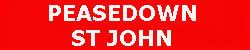 peasedown st john