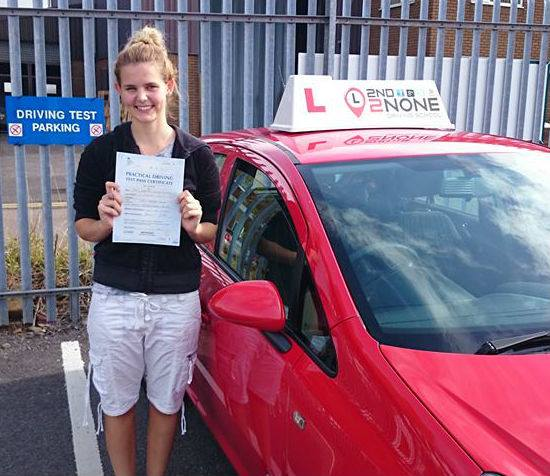 Driving Lessons Saltford - 2nd2none Driving School