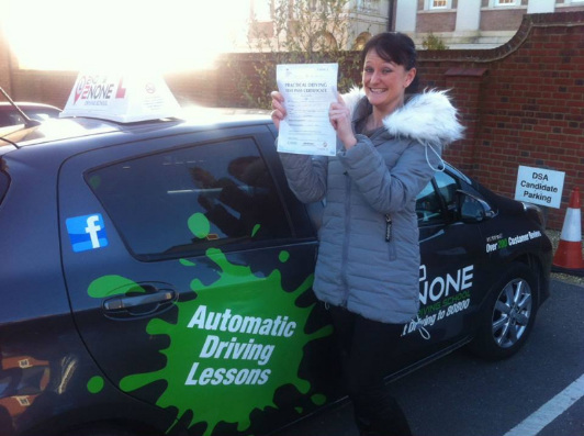 automatic driving lessons weymouth - dorchester