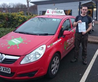 driving lessons Peasedown - peter gillard