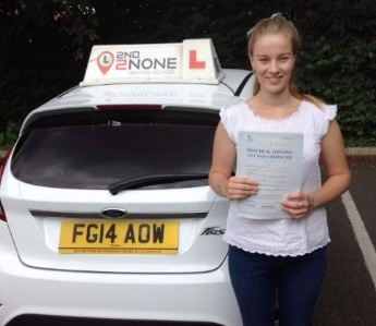 Intensive driving lessons Yate