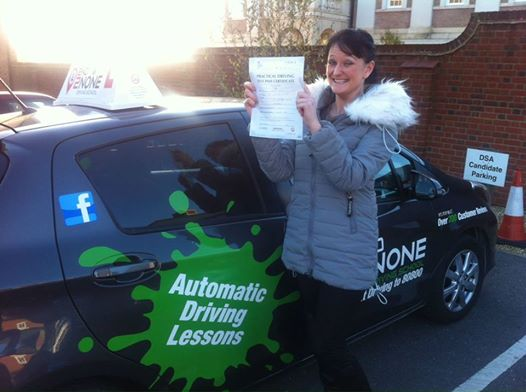 Automatic Driving Lessons West Moors