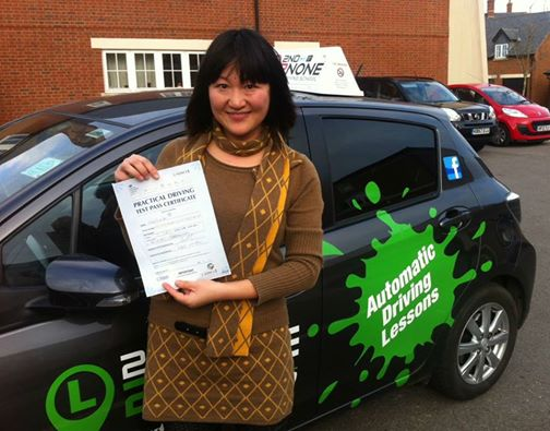 Automatic Driving Lessons Bridport