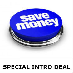 new special intro deal button
