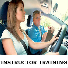 new driving instructor training button