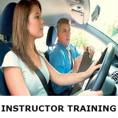 driving instructor training in Reading