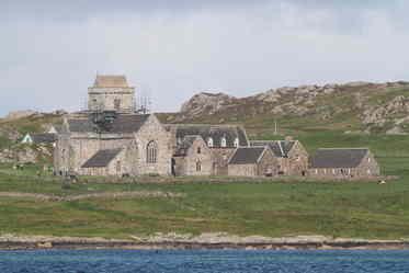 shaz stanley iona abbey