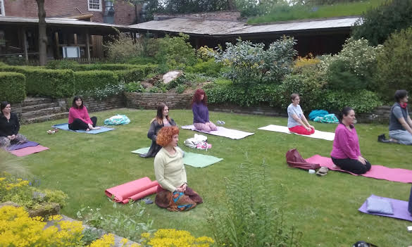 ad yoga on lawn1