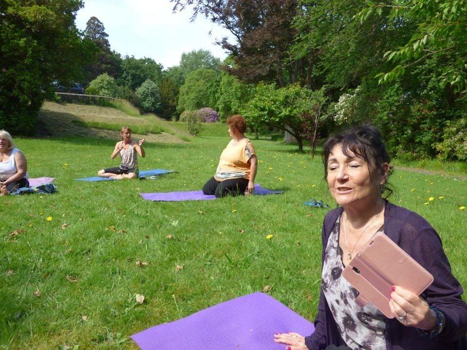 yoga lan