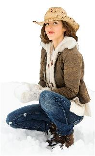 Winter girl 2
