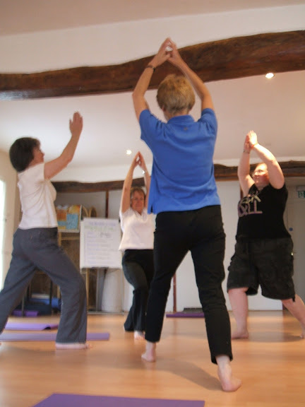 yoga mon