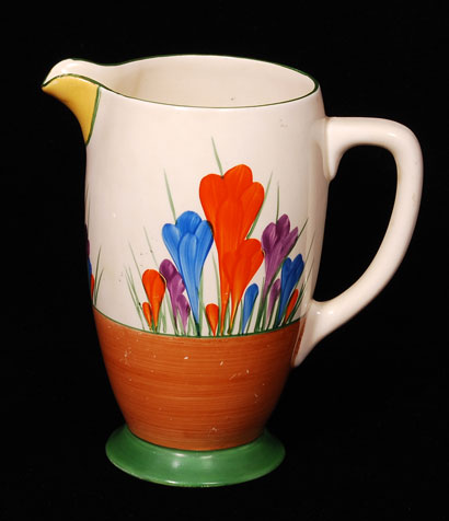 Crocus Coronet jug/Pitcher