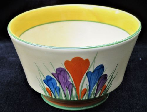 Crocus small bowl