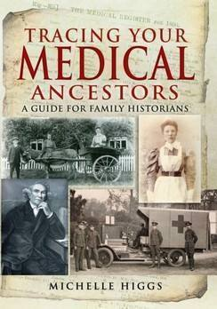 Medical Ancestors Front Cover