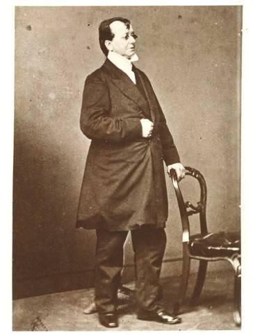 Thomas Turner FRCS circa 1870