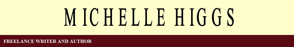 Michelle Higgs, site logo.