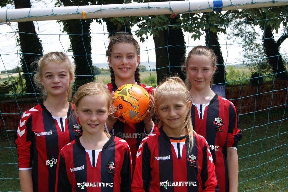 Lewes FC Juniors Girls