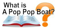 what is a pop pop boat