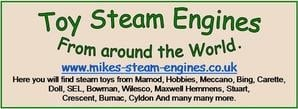 Mikes Steam Engines