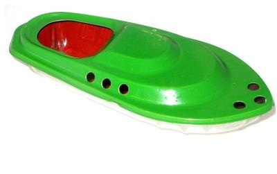 River Cruiser Pop Pop Boat -  Green.